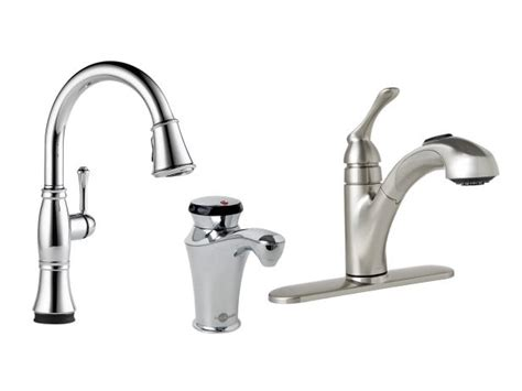 Three Kitchen Faucets by Photo Page Hgtv
