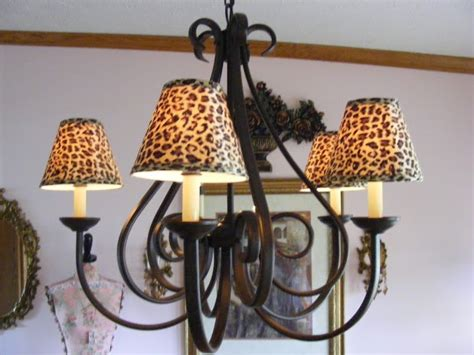 zebra print chandelier 28 best images about leopard decorateing on