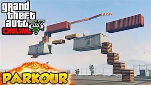 GTA 5 Parkour Deathmatch Parkour PS4 Episode 1 YouTube