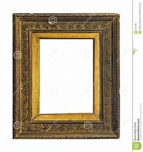 Cadre De Tableau : vieux cadre de tableau photos libres de droits image ~ Dode.kayakingforconservation.com Idées de Décoration