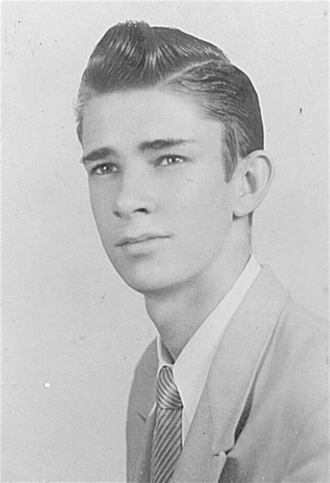1950s Hairstyles For Males by 50s Hairstyle Vintage Hairstyles Gents
