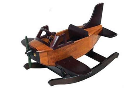 wooden airplane rocker plans plans diy