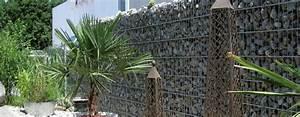 Gabionen Gartengestaltung Bilder : gabionen kaufen und fachgerecht montieren lassen zaunteam ~ Whattoseeinmadrid.com Haus und Dekorationen