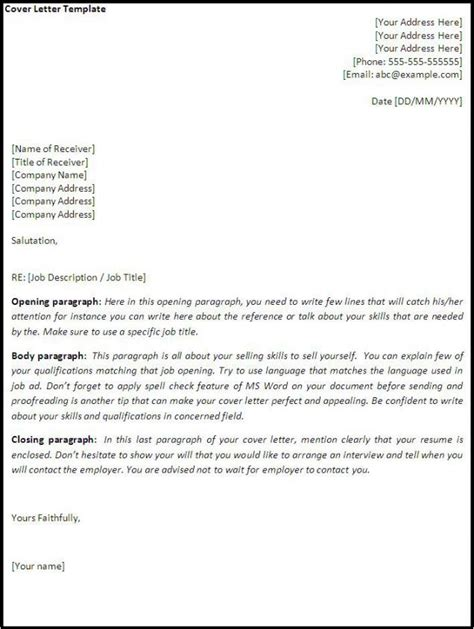T Style Cover Letter Template by Cover Letter Templates Resume Exles Resume Cover