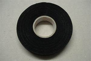 Non Woven Adhesive Polyester Wiring Loom Tape 19mm X 25m X