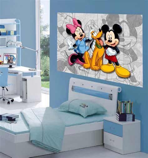 chambre bébé mickey décoration chambre mickey mouse