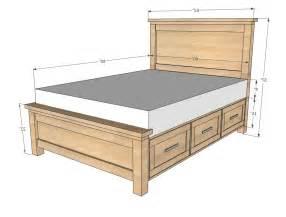 Queen Bed Size In Feet
