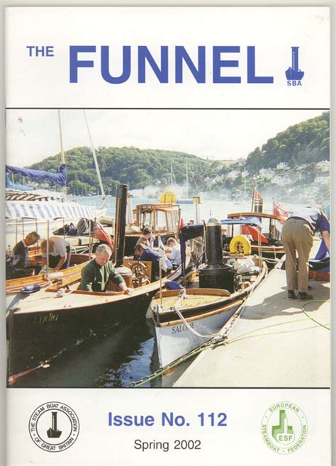 Steam Boat Association by Pack 4 Steam Boat Association Funnel Magazine Issues No