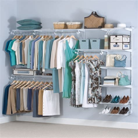 rubbermaid closet organizer ideas 187 organizing