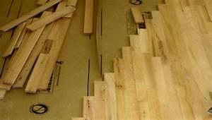 Cómo instalar pisos de madera dura Constru Guía al día