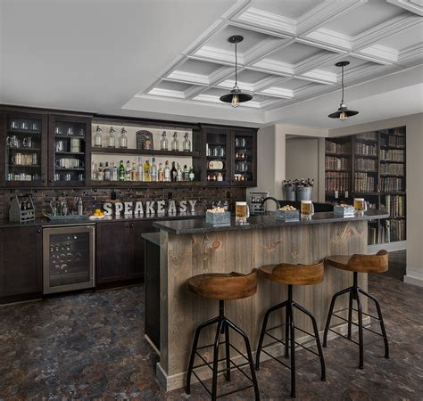 Bar Designs Photos by 16 Rustic Home Bar Designs That Will Customize