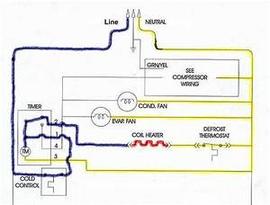 Refrigeration  Commercial Refrigeration Wiring Diagrams