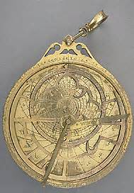 Epact: Astrolabe unsigned, late 15th century