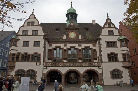 Rathaus In Freiburg by New City Rathaus Of Freiburg Im Breisgau