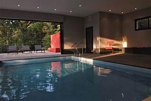 les piscines With chambre d hote avec piscine interieure