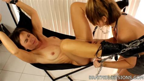 Straight Mature Wife Turned Into A Submissive Lesbian