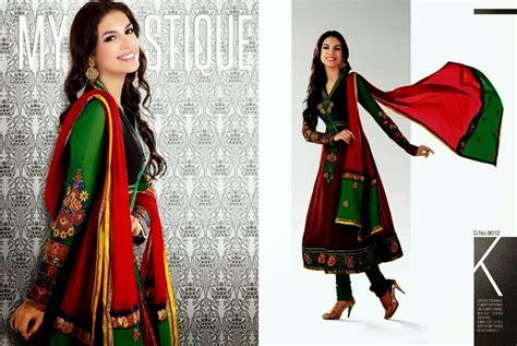 Bollywood Actress Latest Anarkali Frocks Shalwar Suits
