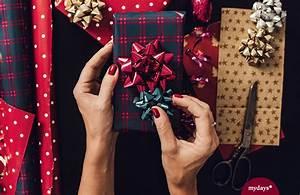 Geschenk Verpacken Schleife : weihnachten geschenke verpacken mydays magazin ~ Orissabook.com Haus und Dekorationen