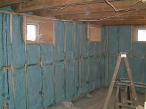 Isolation Mur Intérieur Polyuréthane : projets d 39 isolation au polyur thane gicl isolation air plus ~ Melissatoandfro.com Idées de Décoration