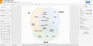 Create Venn Diagrams With Draw Io  U2013 Draw Io