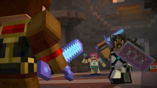 minecraft story mode  telltale games series game guide