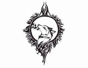 Tatouage Loup Celtique : tatouage loup my cms tatouage wolf tattoo design tribal wolf tattoo et wolf tattoos ~ Farleysfitness.com Idées de Décoration