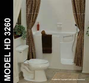 Adjustable Shower Curtain Rod Photo