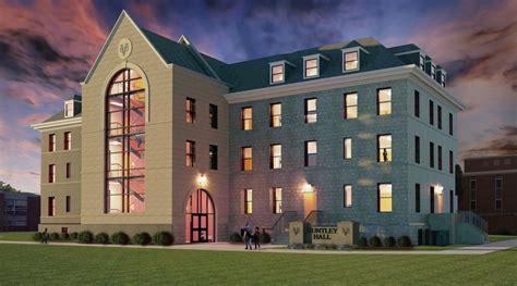 virginia union university huntley hall rrmm architects