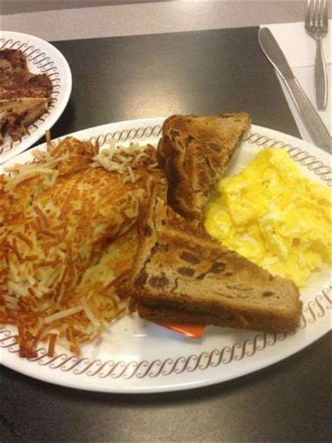 waffle house steak t bone steak eggs dinner picture of waffle house