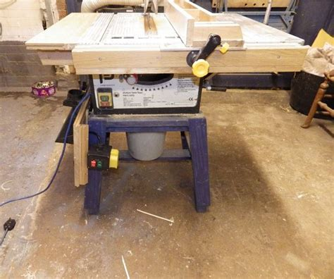 15 Genius Table Saw Mods  Tools, Store Bought And