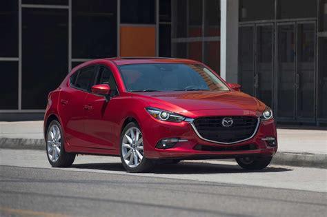 2018 Mazda 3 Sedan Pricing