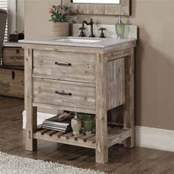 Recommended Paint For Kitchen Cabinets by Accos 30 Inch Rustic Bathroom Vanity With Matching Wall Mirror