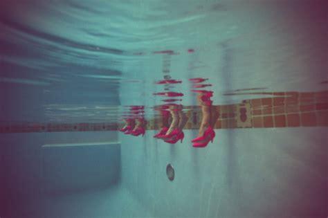shabby apple swim vintage synchronized swimming in heels by shabbyapple com water pinterest shabby apple