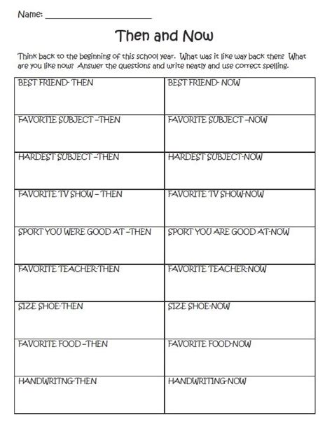 Looking For Some Activities For The Last Day Of School? Try These Printable Worksheets, Writing