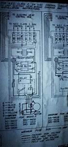 Need Help Wiring Old 220v Fan Motor - Electrical