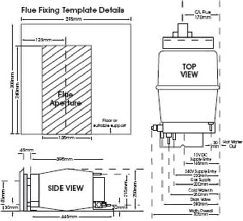 propex malaga 5e 13l water storage heater replaces henry carver uk caravans ltd