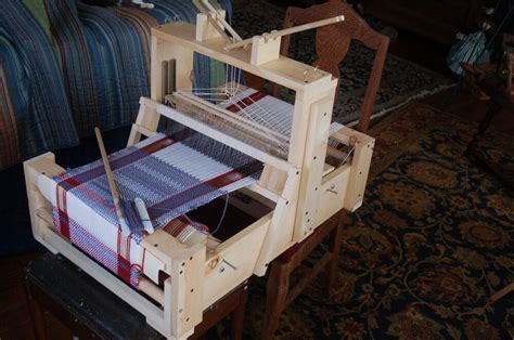 plans  build   harness table loom    ebay