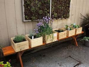 Easy Herb Garden Ideas