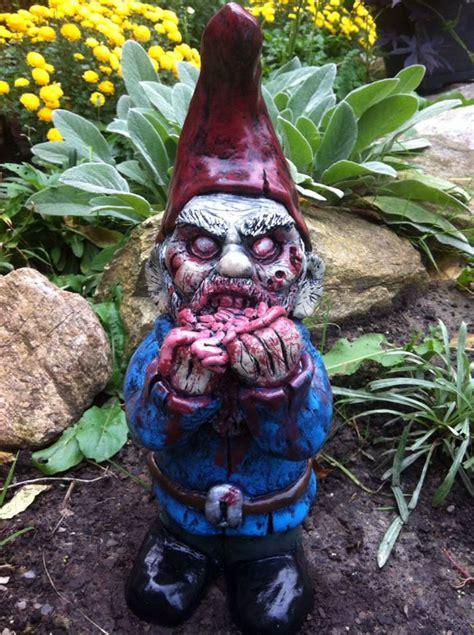 les nains de jardin zombies toutrien