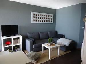 deco salon 20m With deco de jardin exterieur 5 decoration appartement hlm