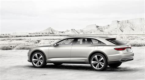 Audi Prologue Allroad Concept Revealed With 734 Hp Image
