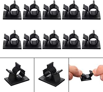 amazoncom cable clips cord management  cable clips