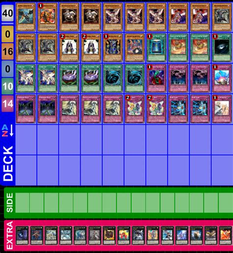 horus the black deck 2014 yugioh dueling network lightxdark 26 decks 4fun os