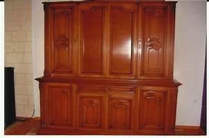 avant apres d39un buffet en merisier stephanie et With produit interieur brut meuble 0 relooker un meuble en merisier