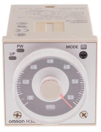 Hba Vac Multi Function Timer Relay Pcb Pin