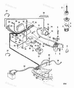 Mercury Mercury  U0026 Mariner Outboard Parts By Hp  U0026 Liter 30hp Oem Parts Diagram For Electric