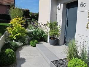 Entrée Maison Exterieur : design de maison amenagement entree maison exterieur ~ Farleysfitness.com Idées de Décoration