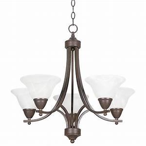 Sunset martindell light oil rubbed bronze chandelier