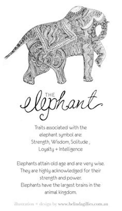 Mom elephant tattoo | All things Elephant that you can't