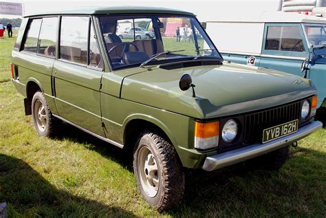 Land Rover Classic by Range Rover Classic